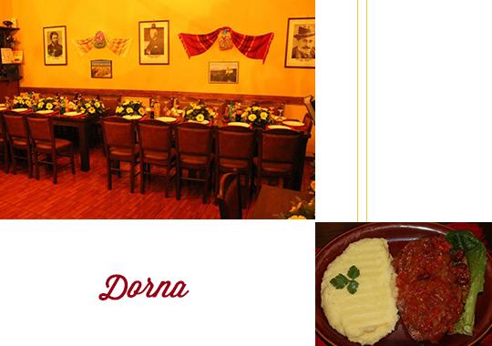Dorna restaurant athens