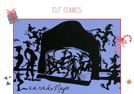 Elf Comics