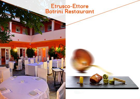 Etrusco-Ettore Botrini Restaurant