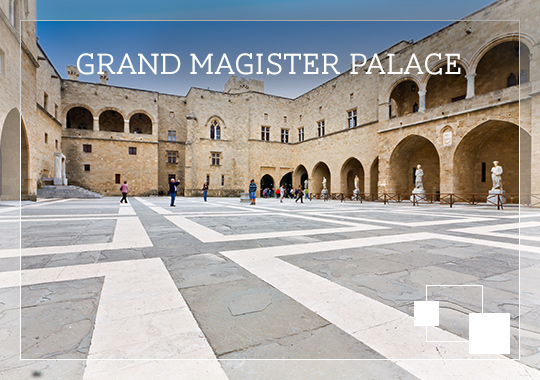 Grand Magister Palace