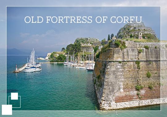 Fortezza Corfu