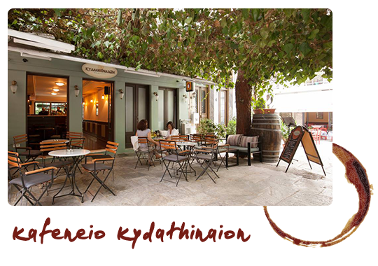 Kafeneio Kydathinaion