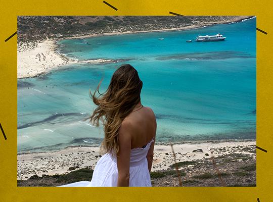 babymoon in Greece