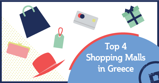 shopping in greece