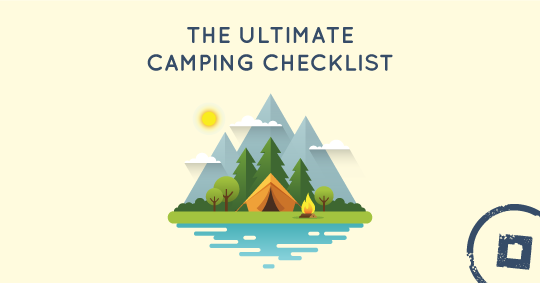 camping list in greece