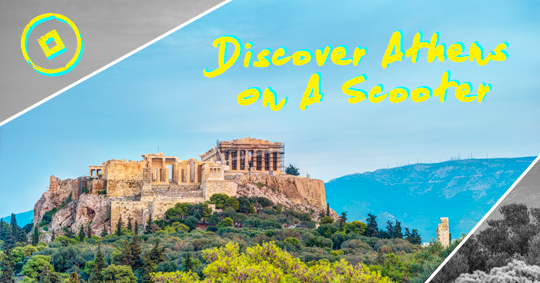 scooter tours athens