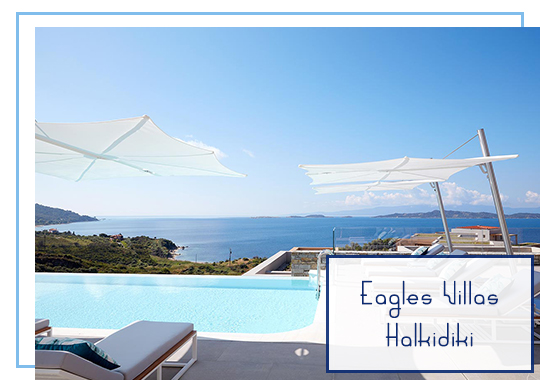 Eagles Villas in Halkidiki