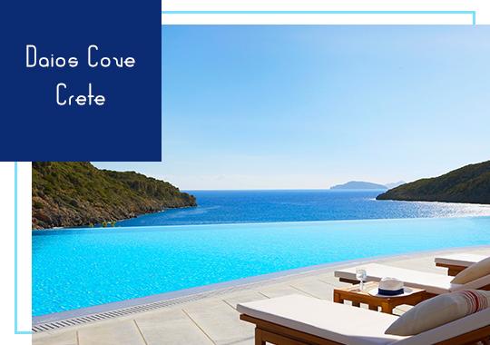 Daios Cove in Crete