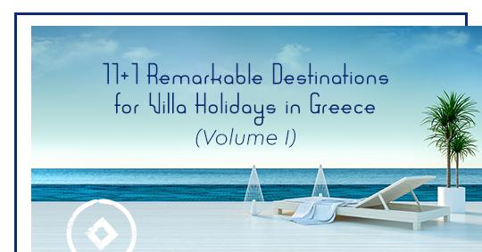 villa holidays greece