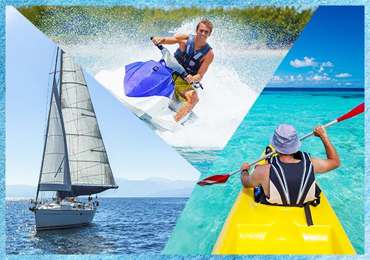 summer sports in greece