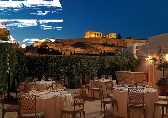 dine in athens