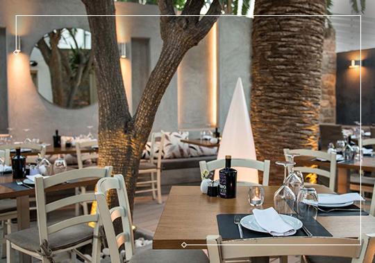 mykonos Kalita restaurant