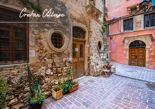 Cretan_village