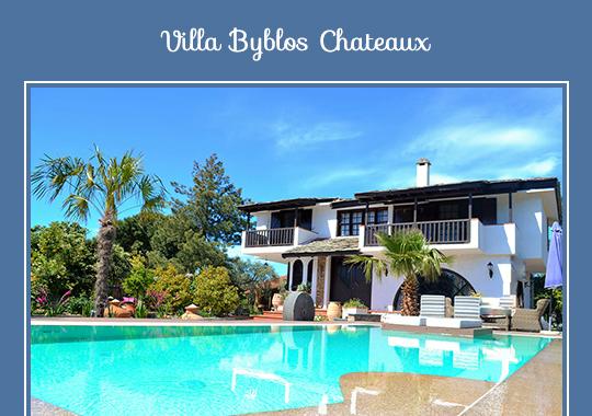 Villa Byblos Chateaux