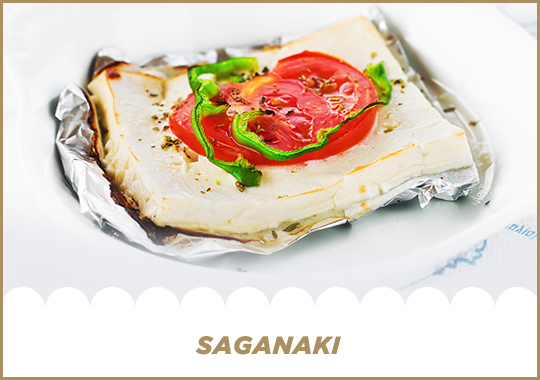 saganaki