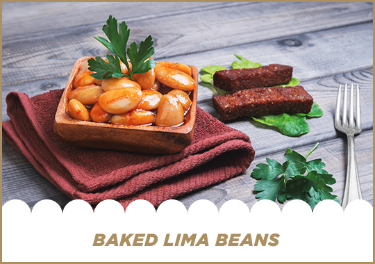 Baked Lima Beans
