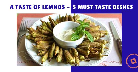 Lemnos cuisine