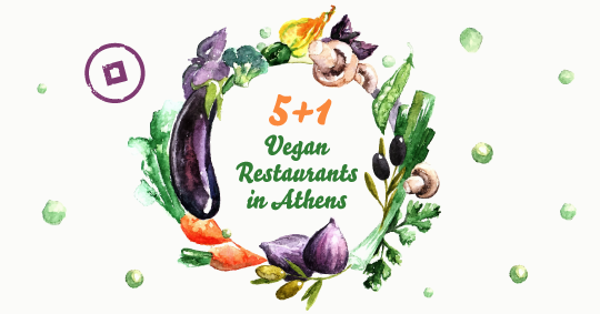 vegan restaurants athens