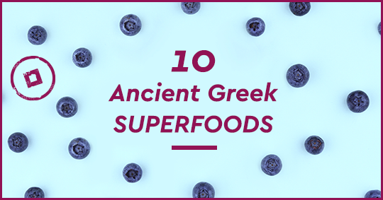 ancient greek superfoods