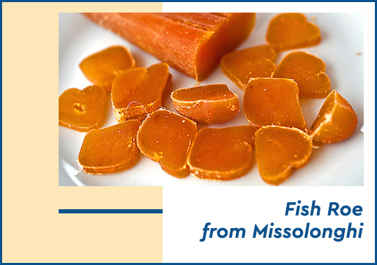 Fish Roe from Missolonghi