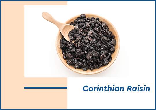 Corinthian Raisin