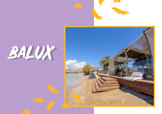 Balux beach bar