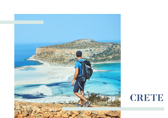 Backpacking in Crete