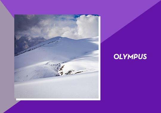 olympus mountain
