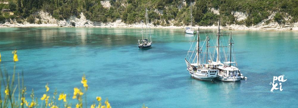 Paxi Island
