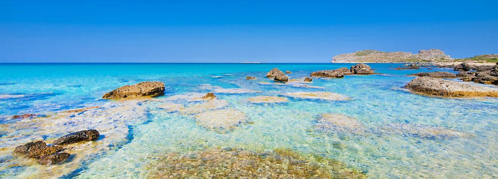 Cycladia Swim Falassarna Beach