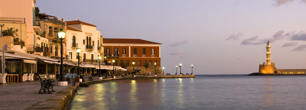 Old Port, Chania