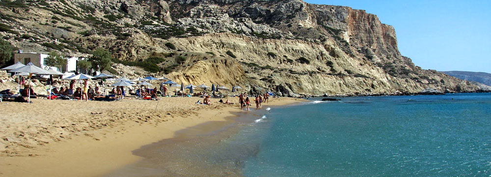 Kokkini Ammos Beach