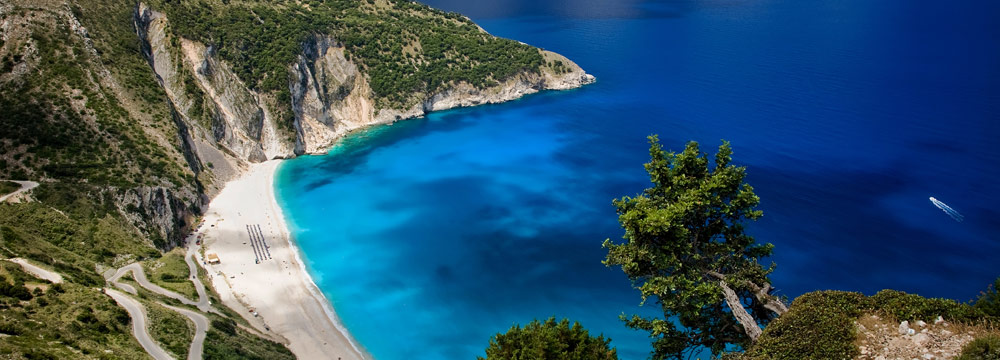 Mirtos beach, Kefalonia