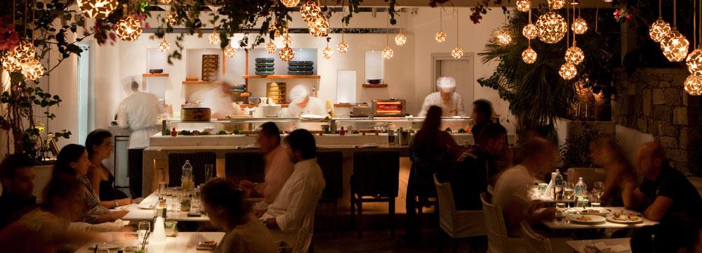 Best Restaurant Mykonos Old Town