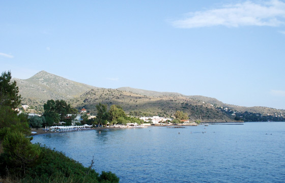 Marathonas Beach