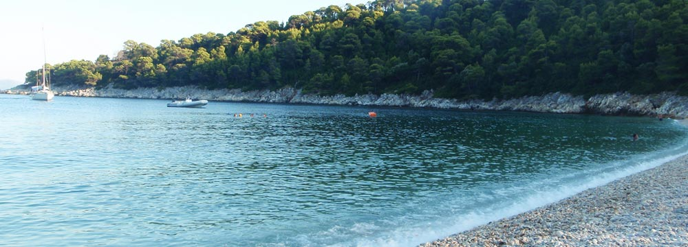 Lefto Gialos Beach