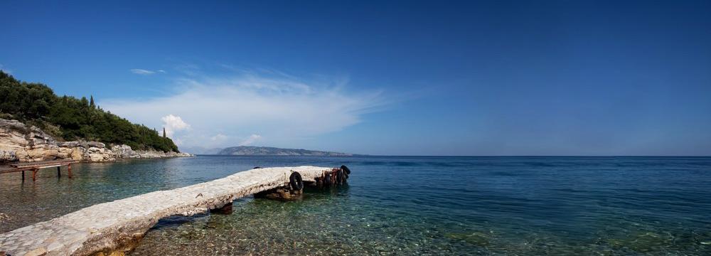 corfu island best beaches