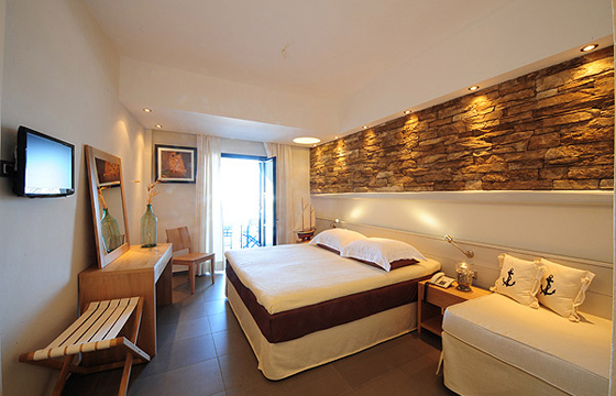 vrahos Boutique Hotel suite