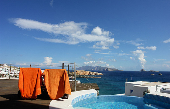 vrahos Boutique Hotel pool