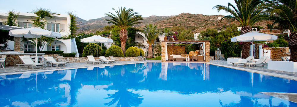 Dionysos Resort Swimming pool