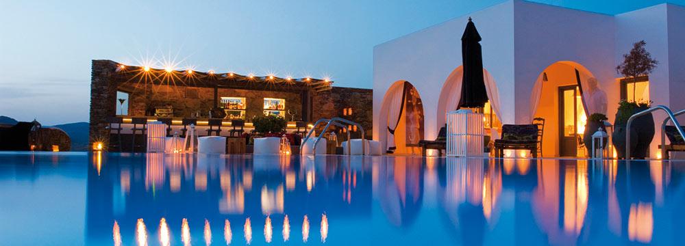 Liostasi Hotel  Swimming pool