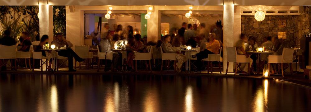 Belvedere Hotel restaurant