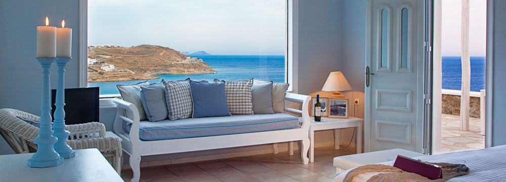 Pietra e Mare junior suite sea view