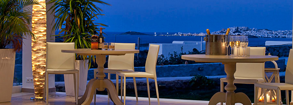 Naxian Collection restaurant