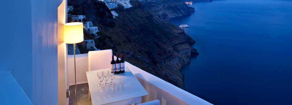 Chromata Hotel Dinner