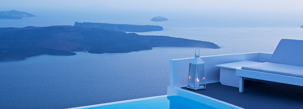 Chromata Hotel view