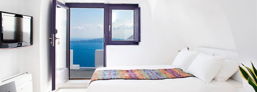 Chromata Hotel double room