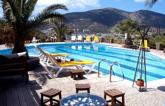 hotel alexandros swimming pool