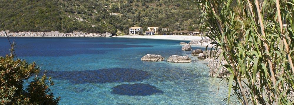 Poros - Mikros Gialos Beach