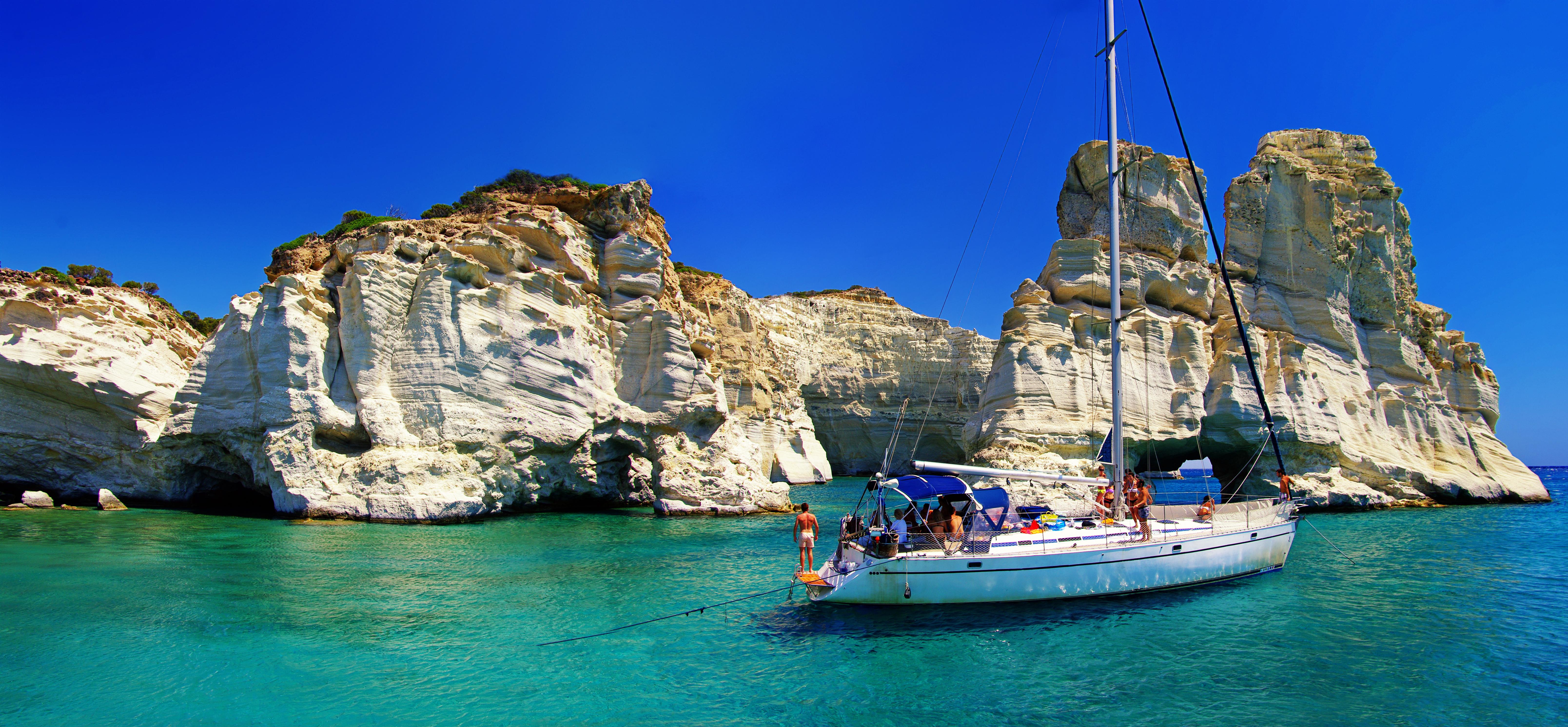 Cycladia Swim  Kleftiko Beach